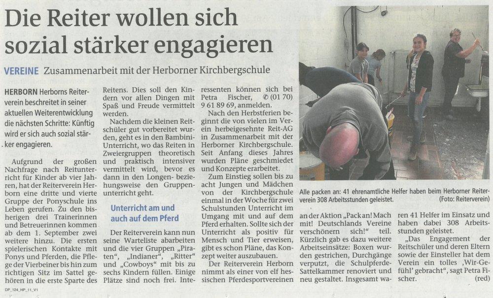 Herborner Tageblatt 28.08.2017kl
